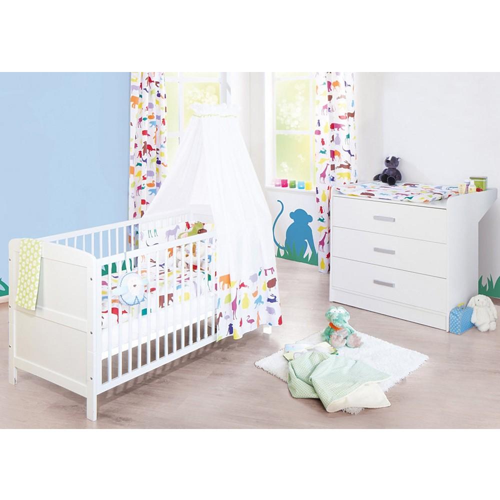 Pinolino Sparset Kinderzimmer Viktoria breit