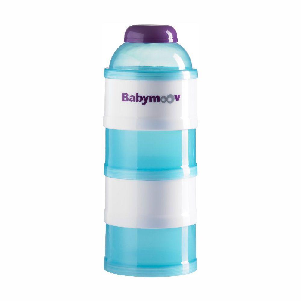 Babymoov Milchpulver Portionierer - Blau Lila