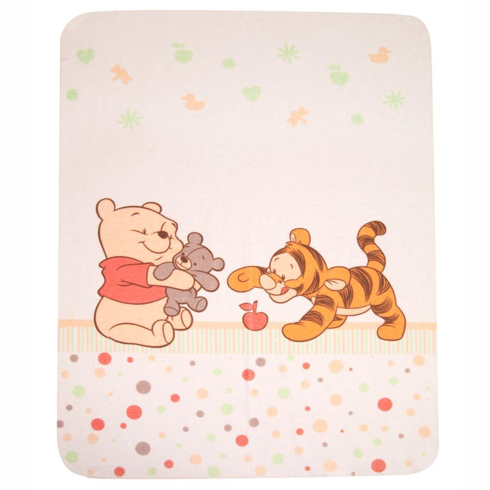 Julius Zöllner kuscheldecke Baby Pooh and Friends