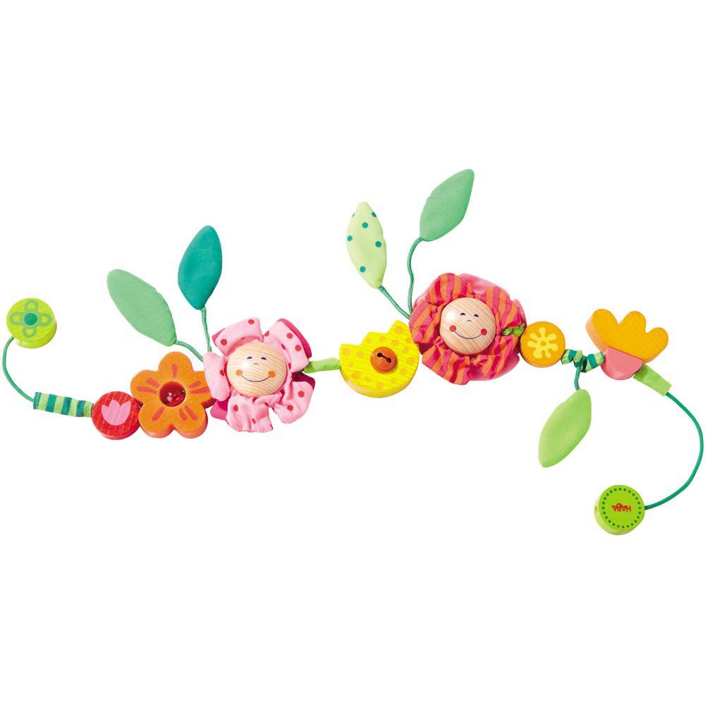 Haba Kinderwagenkette - Blüten