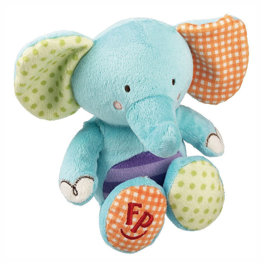 Fisher Price Kuscheltier 20 cm - Elefant