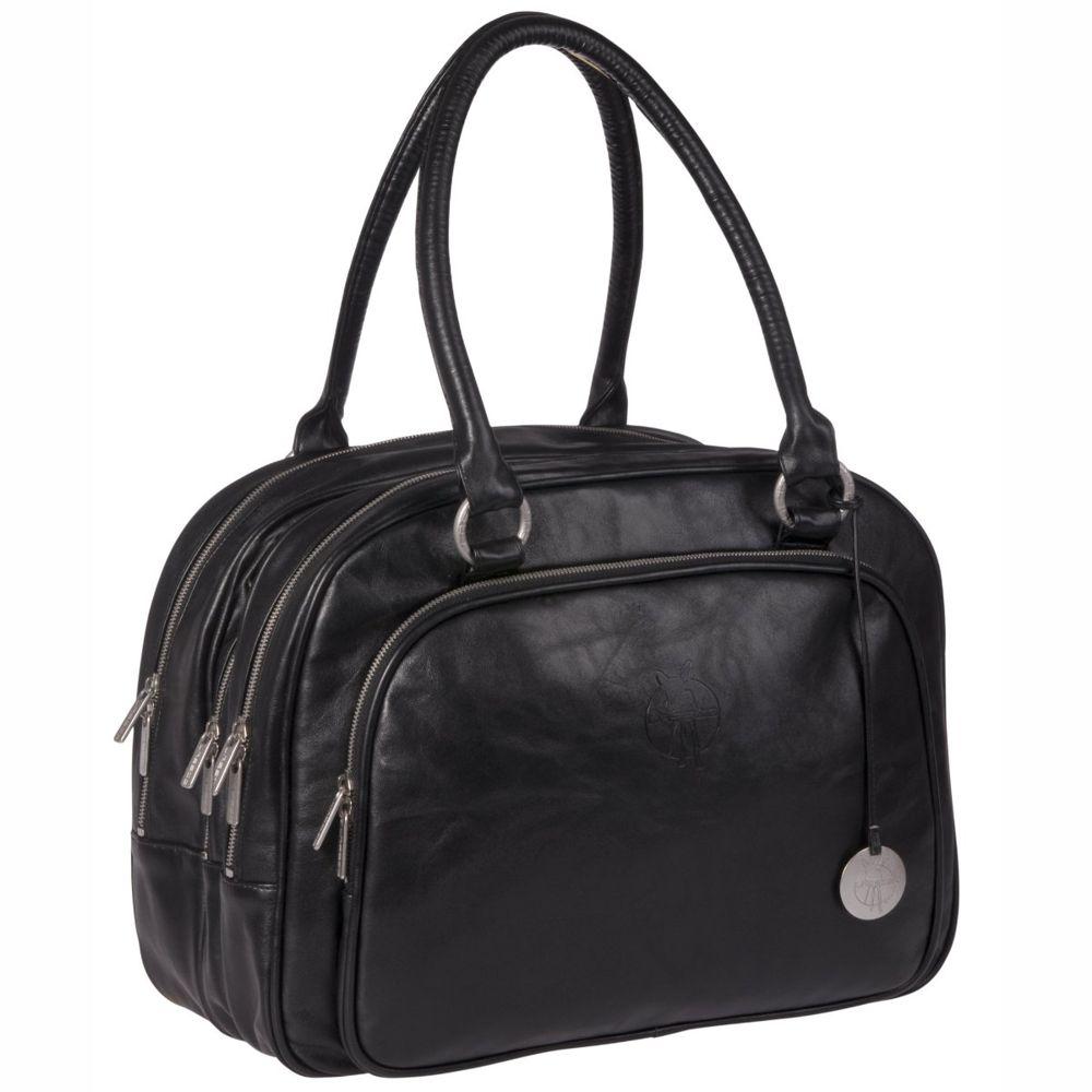 Lässig Wickeltasche Tender Multizip Bag - Solid Black