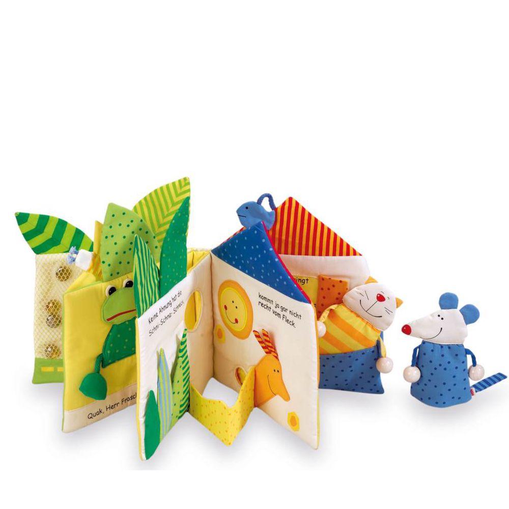 Haba Spielbuch - Blätterhäuschen