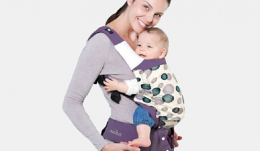 Babytragen & Tragetuch