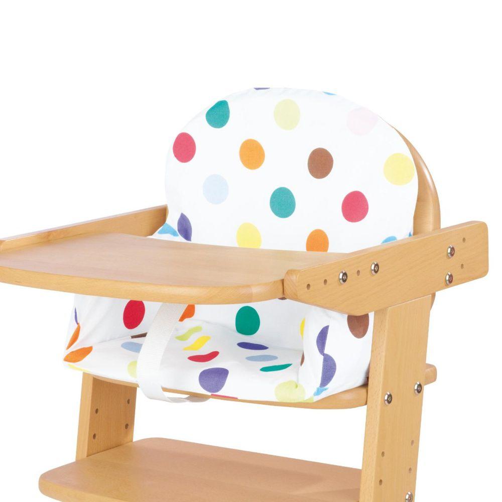 Pinolino Bezug für Sitzverkleinerer Dots