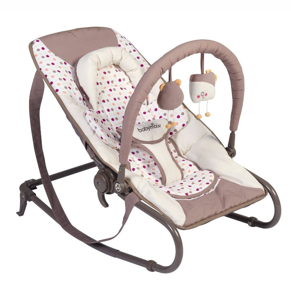 Babymoov Babywippe Bubble - Pink Taupe
