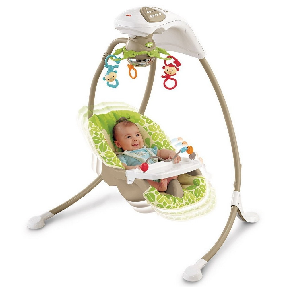 Fisher Price Babyschaukel - Rainforest