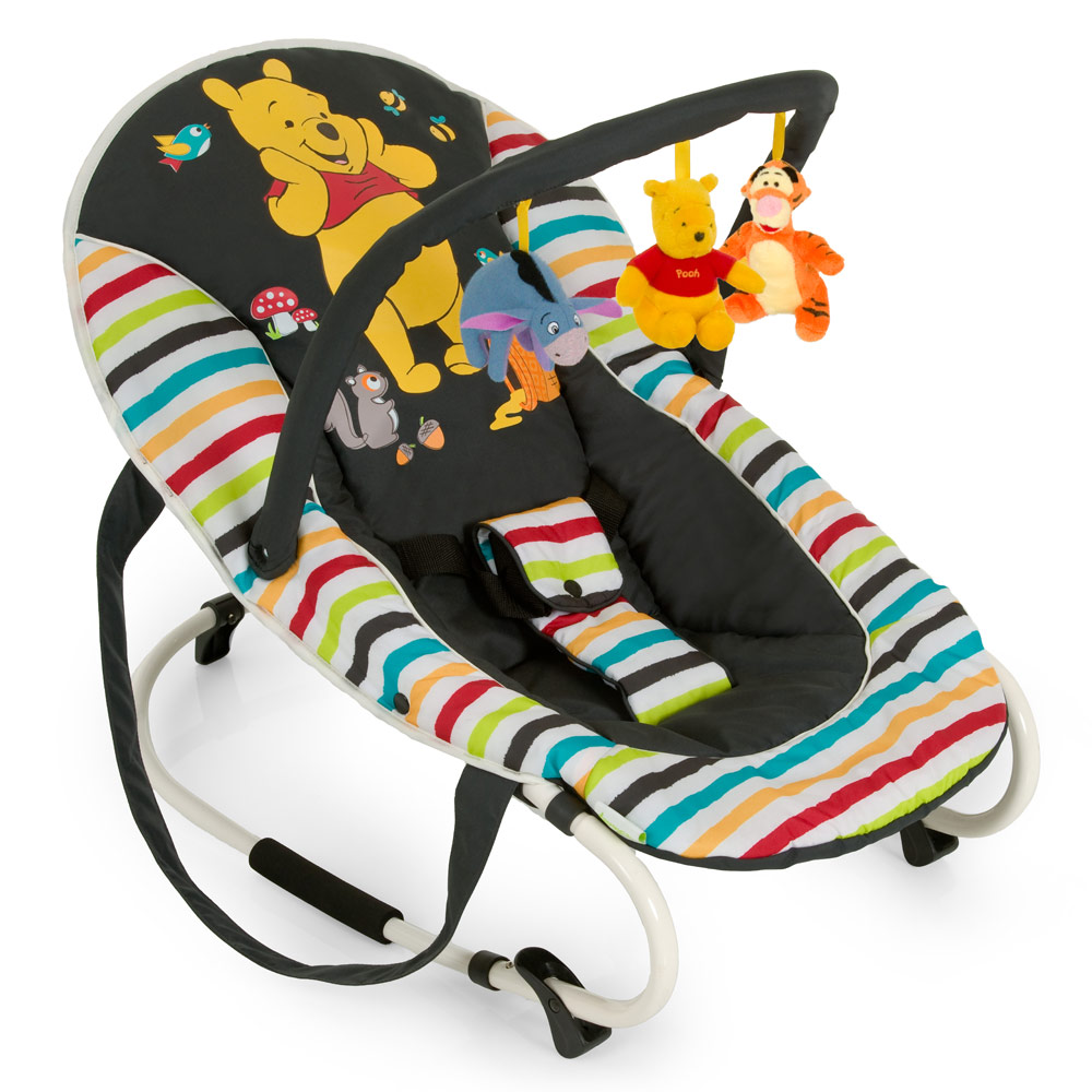 Hauck Babywippe Bungee Deluxe Winnie Pooh Tidy Time