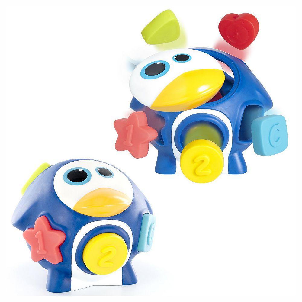 Babymoov Badepinguin Badespielzeug
